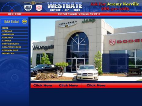 Westgate Chrysler Jeep